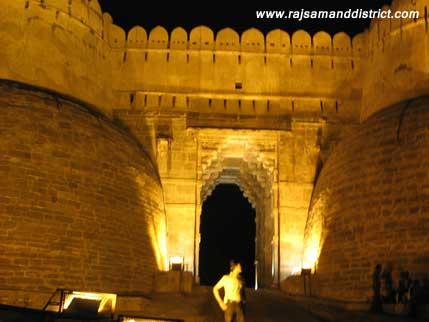 kumbhalgarh light and sound