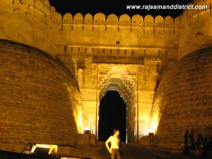 kumbhalgarh light and sound